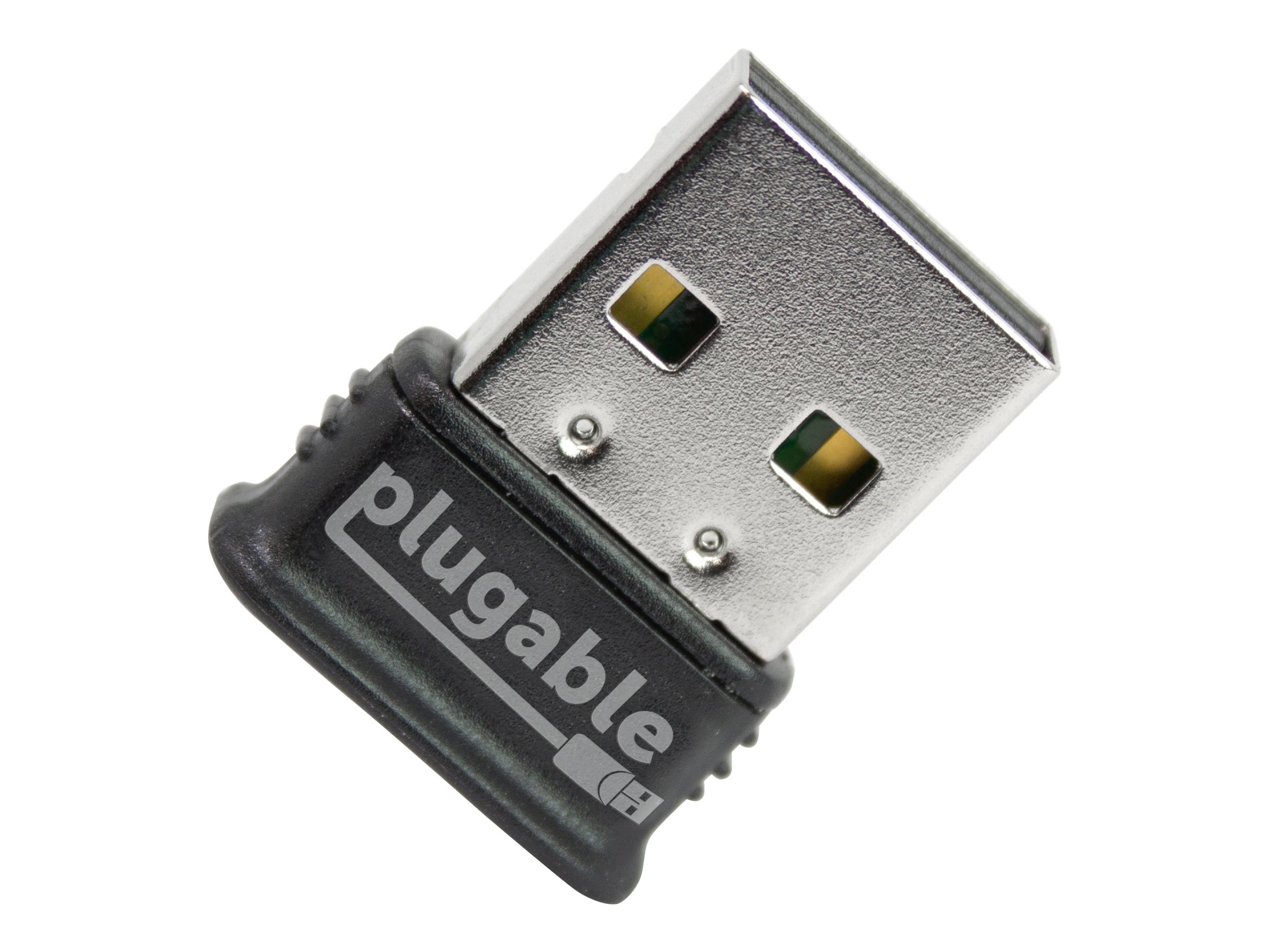 Plugable - network adapter - USB 2.0