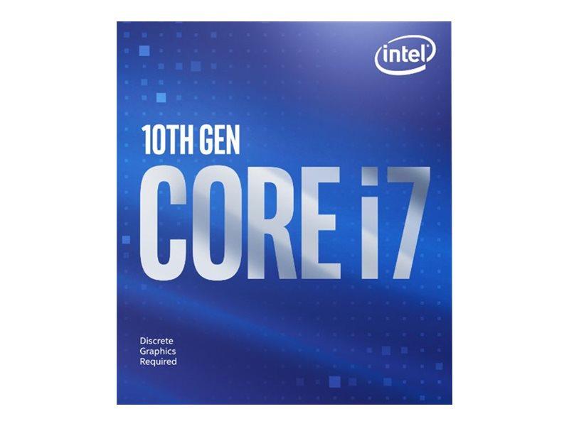 Intel Core i7 10700F / 2.9 GHz processor