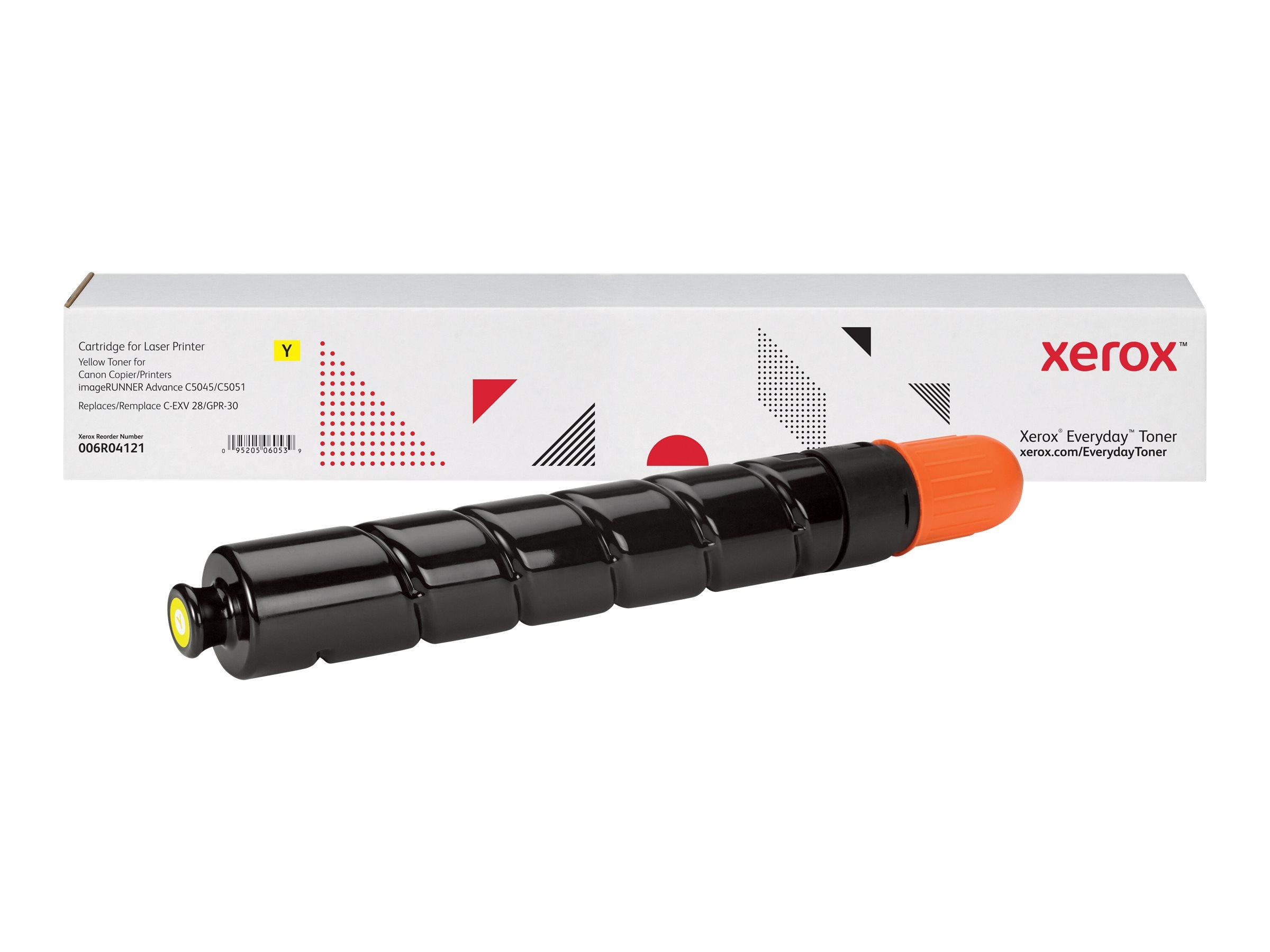 Xerox Everyday - yellow - toner cartridge (alternative for: Canon GPR-30Y)