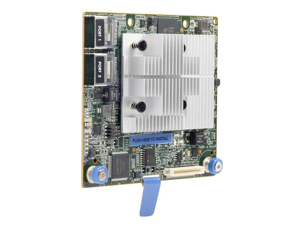 HPE Smart Array P408I-A SR Gen10 - storage controller (RAID) - SATA 6Gb/s / SAS 12Gb/s - PCIe 3.0 x8