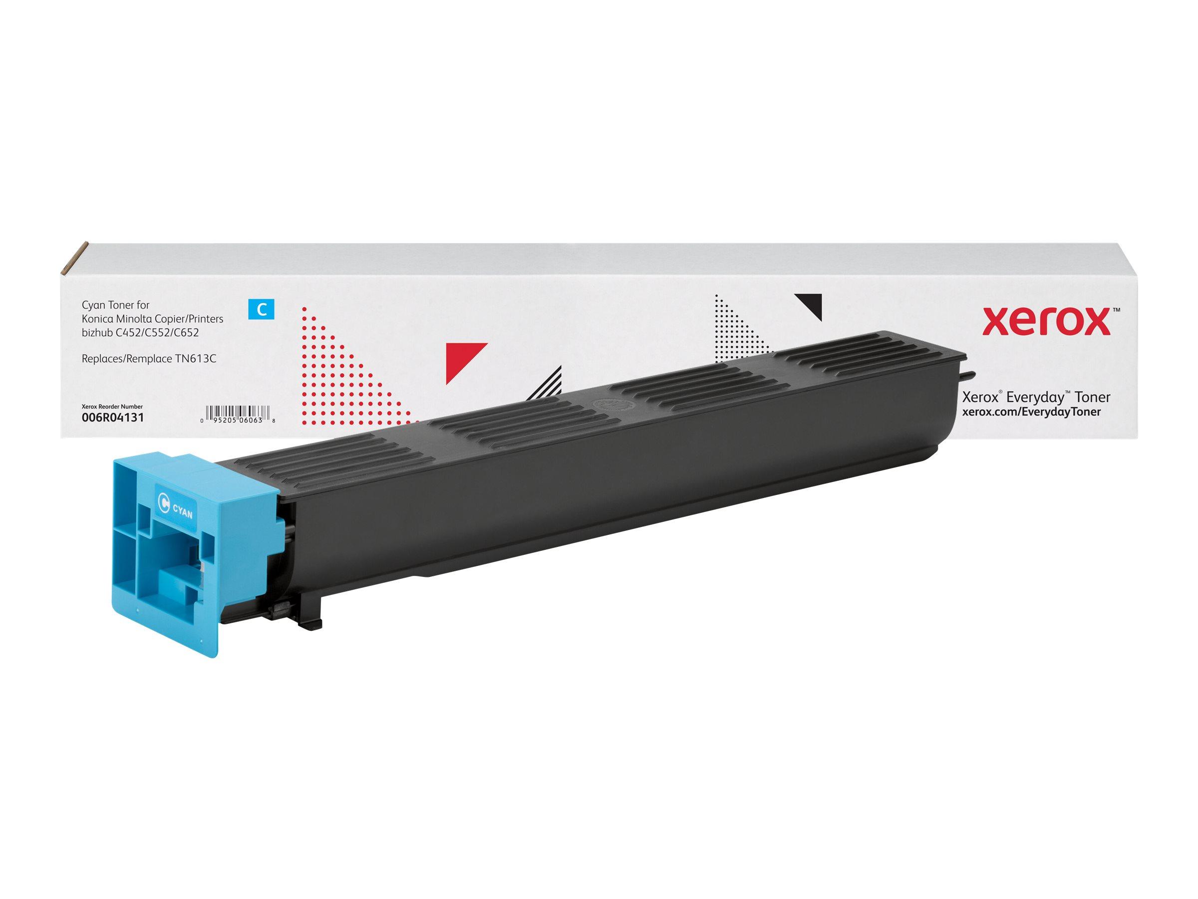 Xerox Everyday - cyan - toner cartridge (alternative for: Konica Minolta A0TM430)