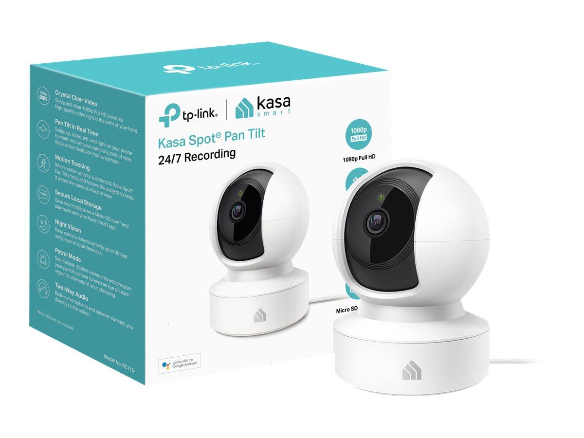 TP-Link Kasa Spot KC115 - network surveillance camera