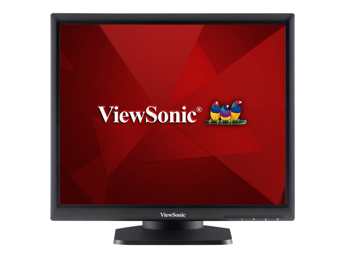 ViewSonic TD1711 - LED monitor - 17