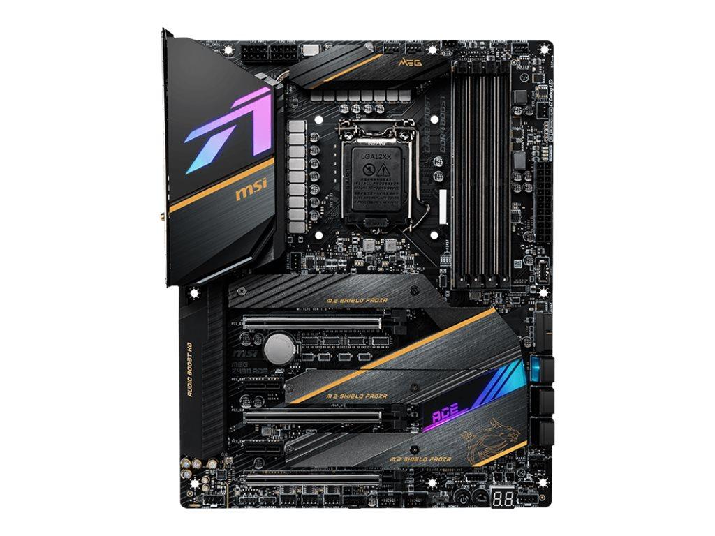 MSI MEG Z490 ACE - motherboard - ATX - LGA1200 Socket - Z490