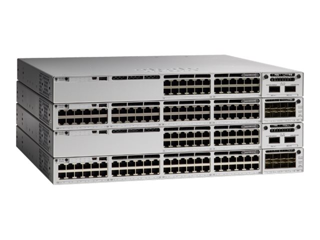 Cisco Catalyst 9300L - Network Essentials - switch - 24 ports - managed - rack-mountable