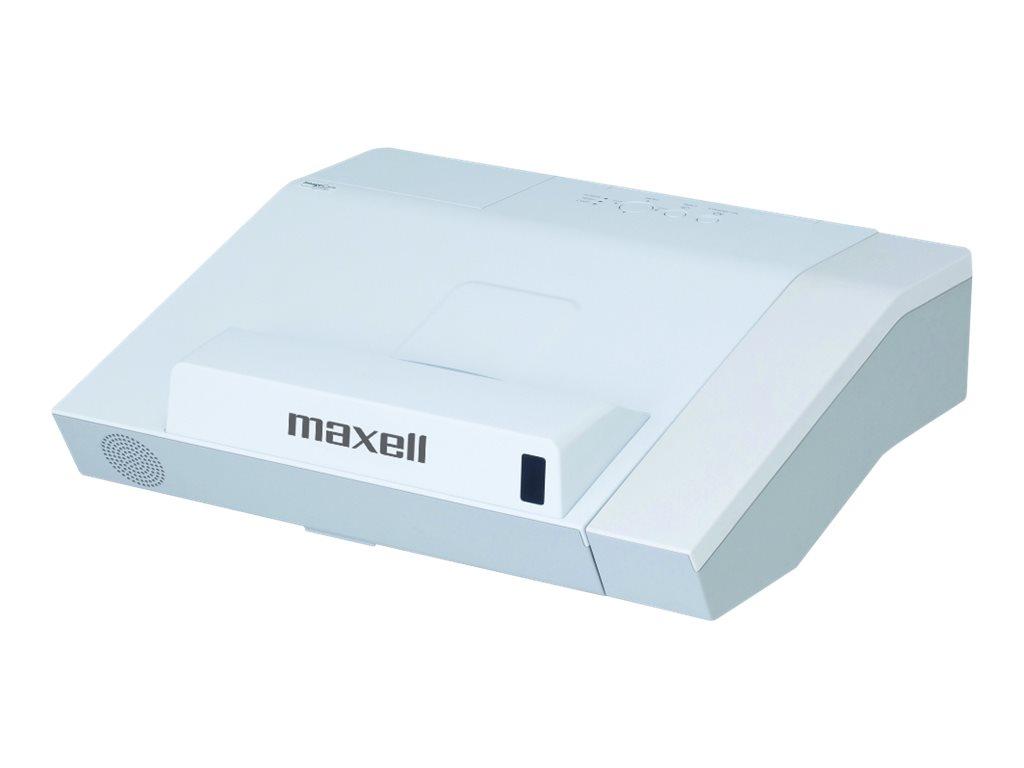 Maxell MC-TW3506 - 3LCD projector - ultra short-throw - LAN