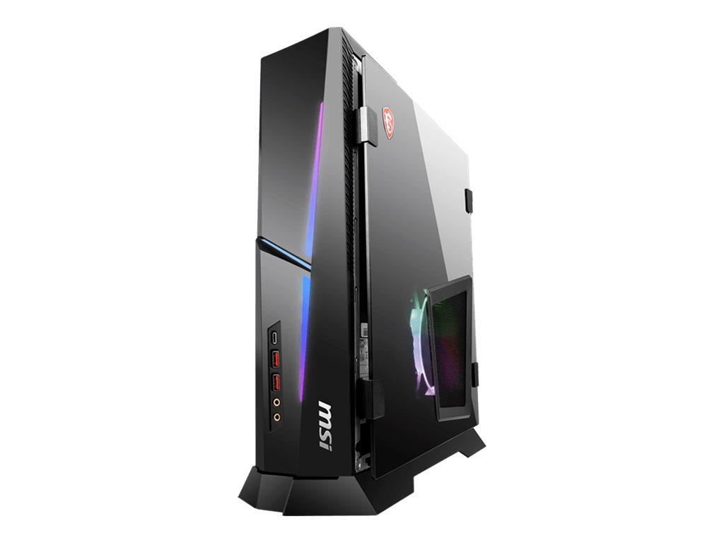 MSI MPG Trident AS 10TG 1421US - compact desktop - Core i7 10700F 2.9 GHz - 16 GB - SSD 1 TB
