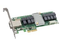 Intel RAID Expander RES3FV288 28 Internal and 8 External Port SAS/SATA 12Gb Expander Card - storage controller upgrade card