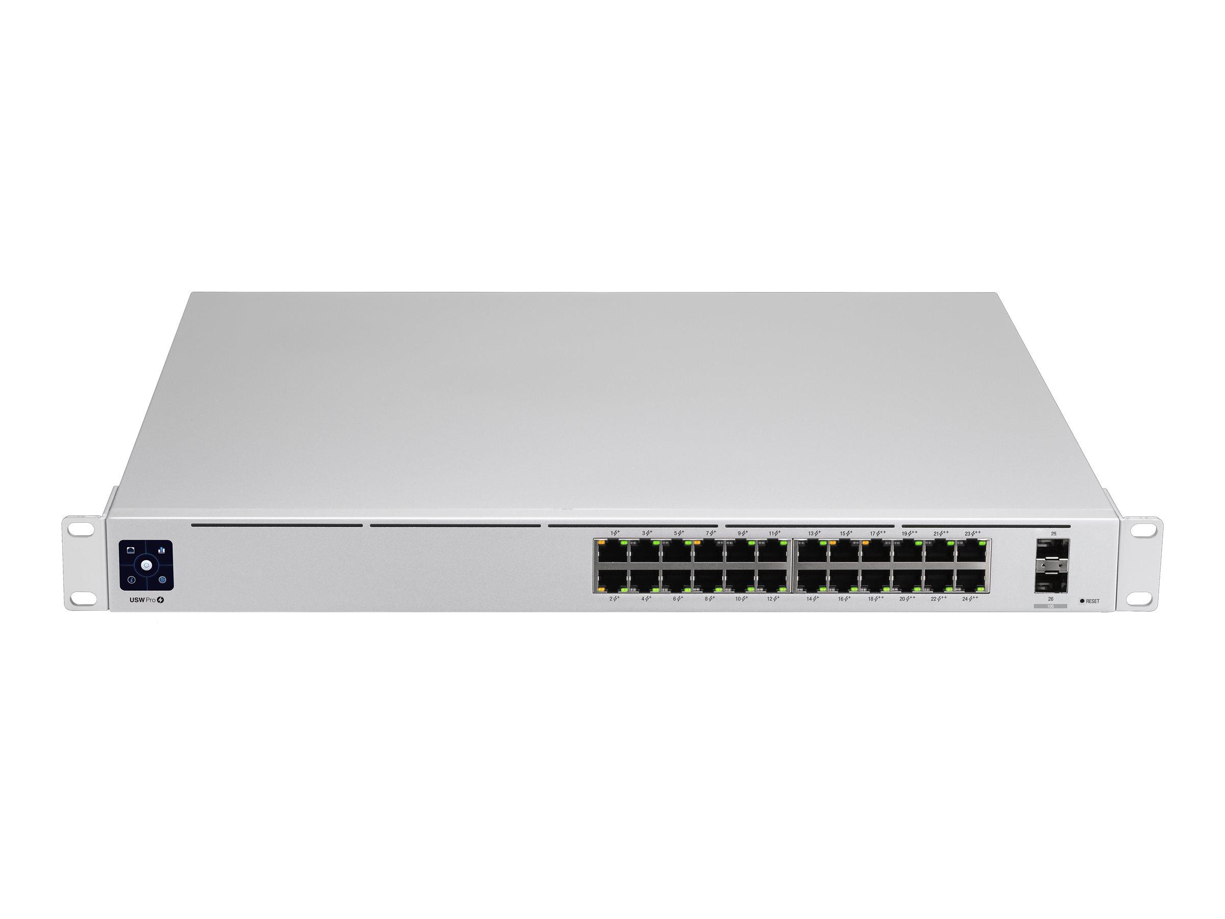 Ubiquiti UniFi Switch USW-Pro-24-POE - switch - 24 ports - managed - rack-mountable