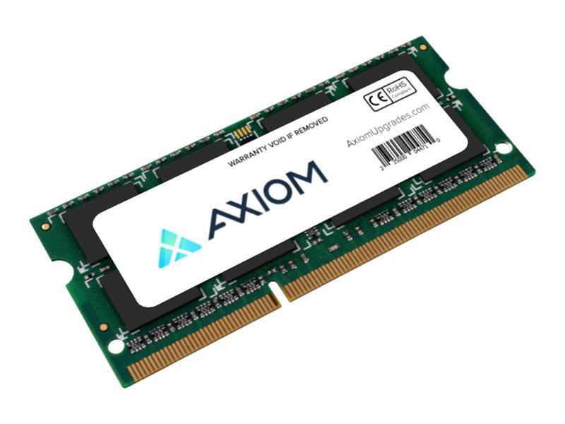 Axiom AX - DDR3 - module - 2 GB - SO-DIMM 204-pin ...
