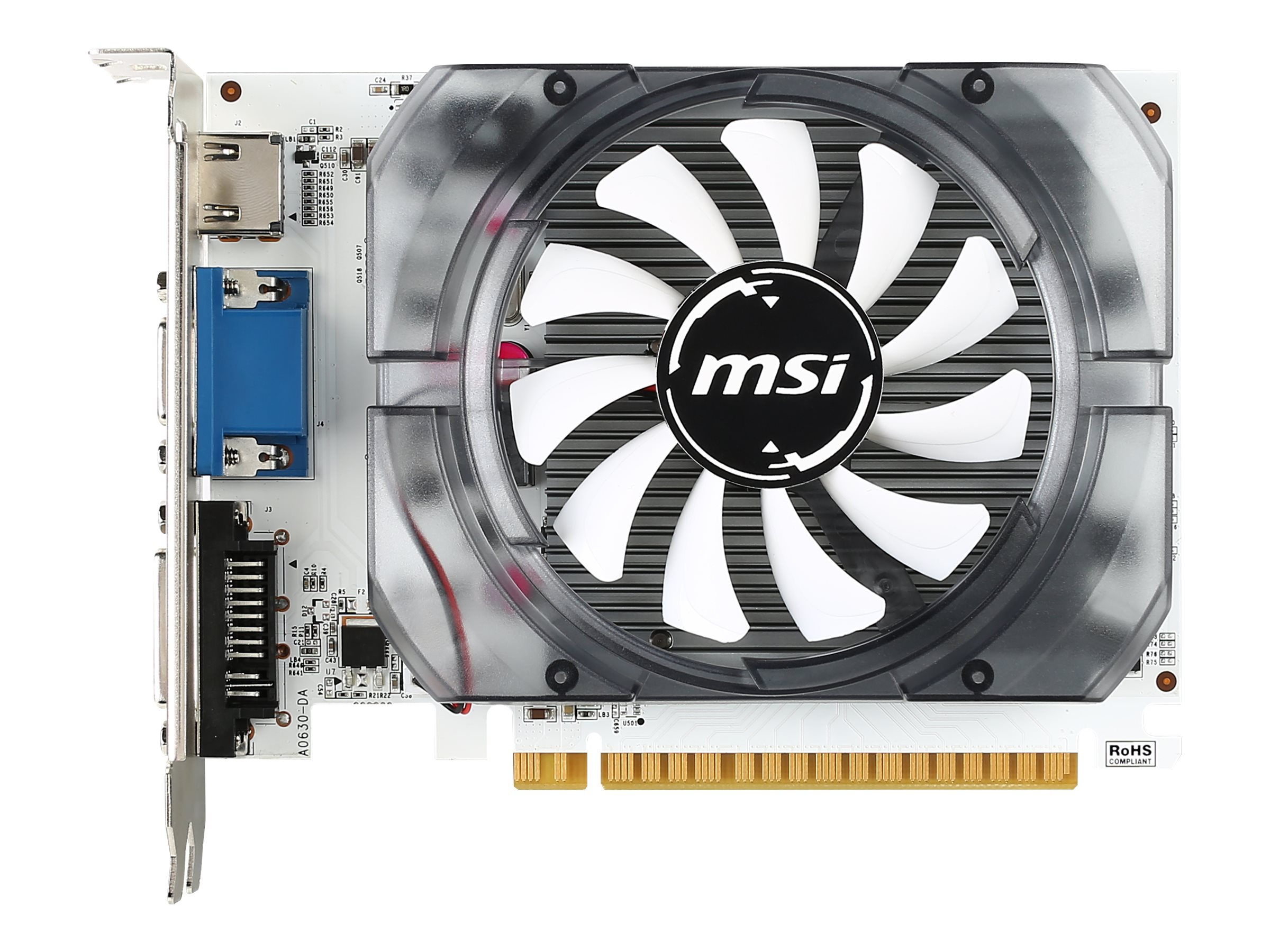 MSI N730-2GD3V3 - graphics card - GF GT 730 - 2 GB