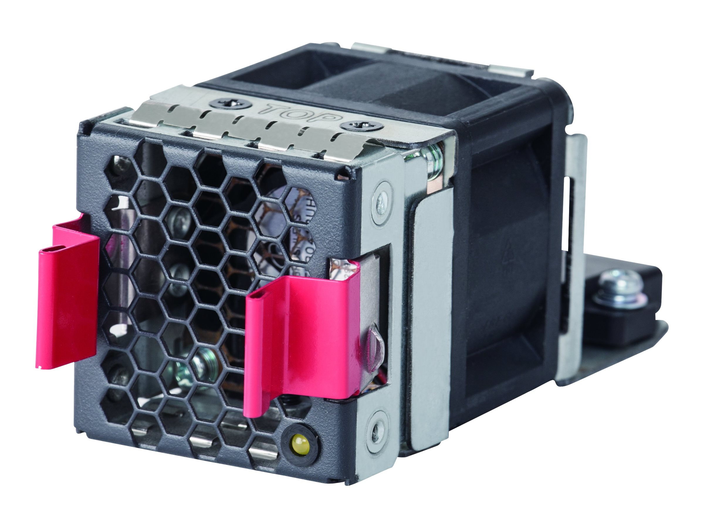 HPE X712 Back to Front Airflow High Volume 2 Fan Tray - network device fan tray