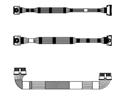 Lenovo 6 x SAS/SATA 4 x AnyBay 2.5