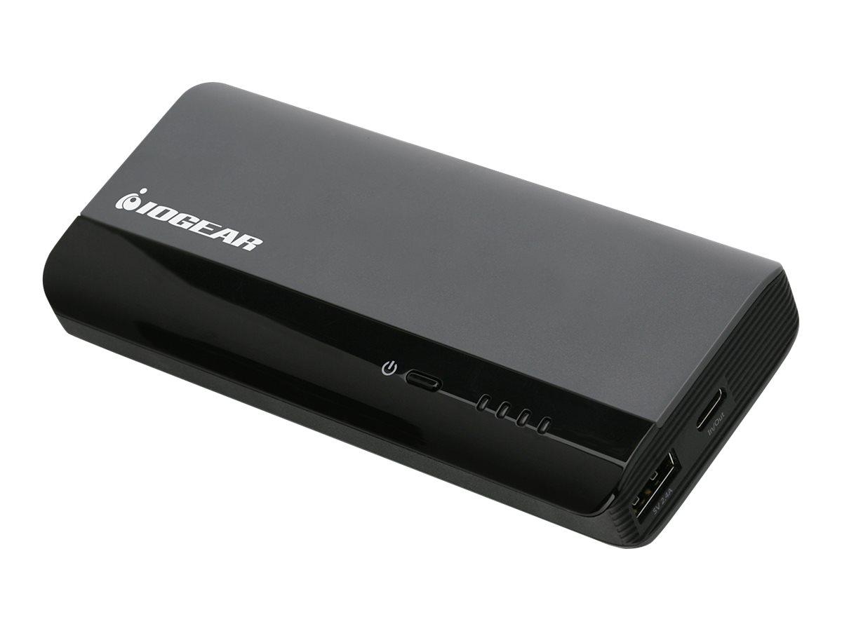 GearPower USB-C Mobile Power Station power bank - Li-Ion - USB, USB-C