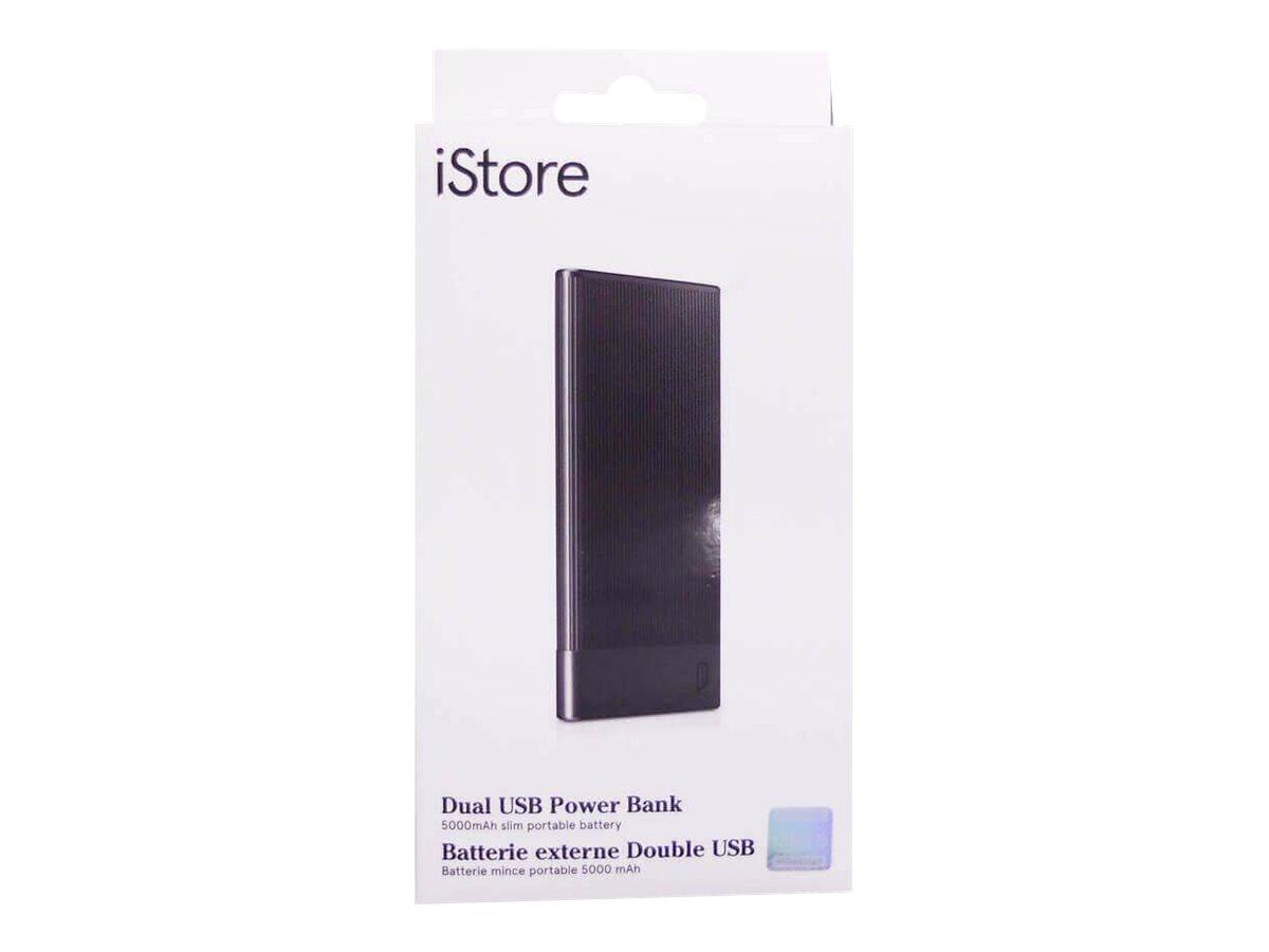 iStore Slim power bank - USB