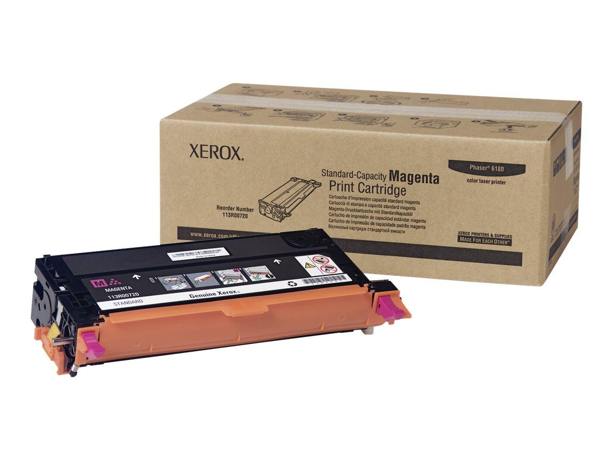 Xerox Phaser 6180MFP - magenta - original - toner cartridge