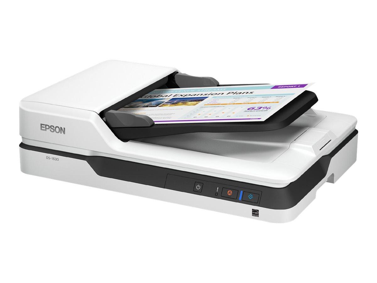 Epson DS-1630 - document scanner - desktop - USB 3.0