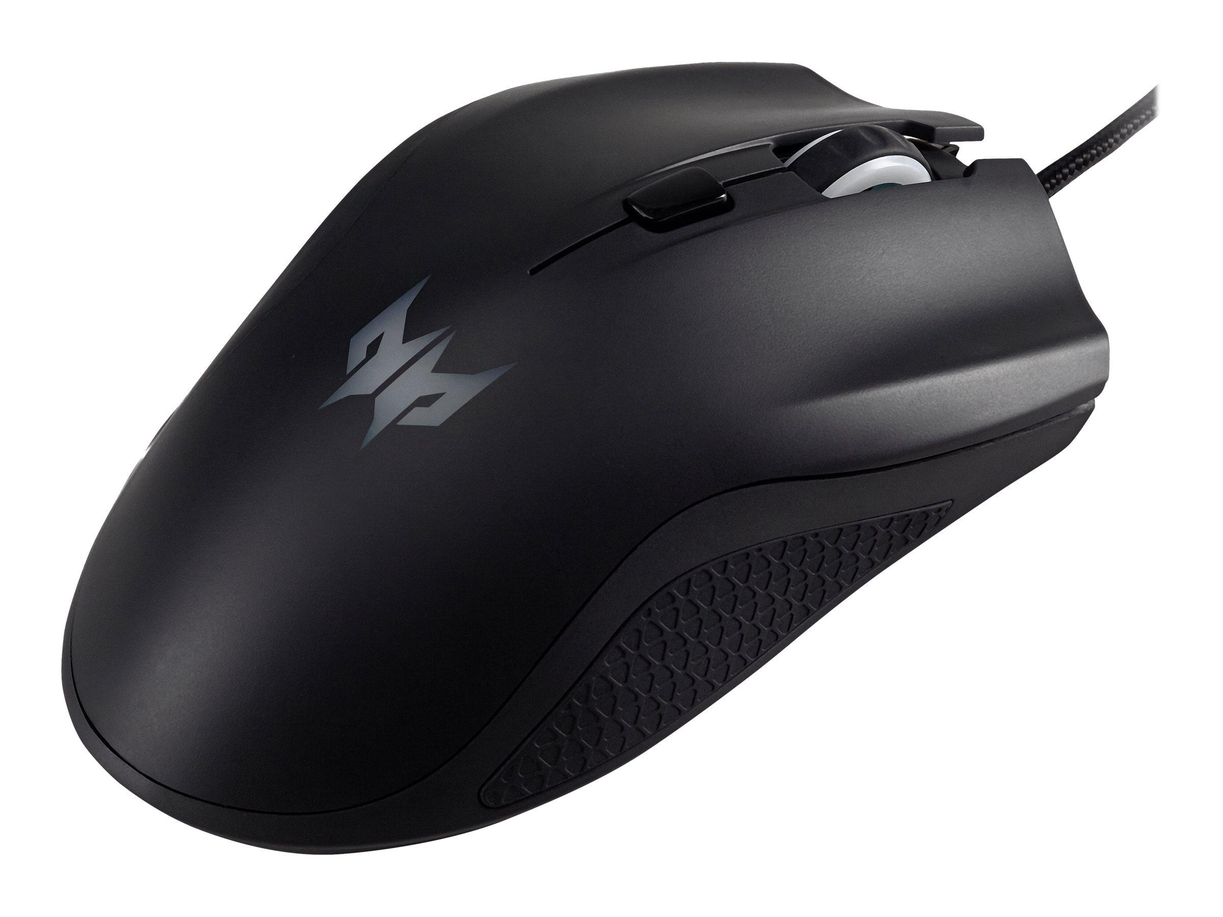 Acer Predator Cestus 320 (PMW800) - mouse - USB - black