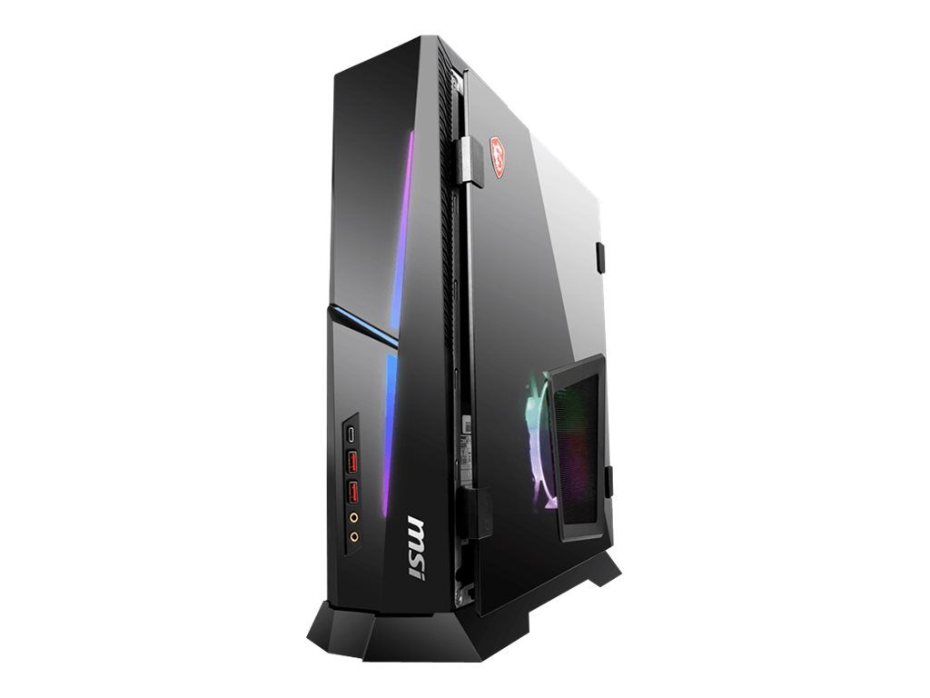 MSI MPG Trident AS 10SC 1208US - compact desktop - Core i7 10700F 2.9 GHz - 16 GB - SSD 1 TB