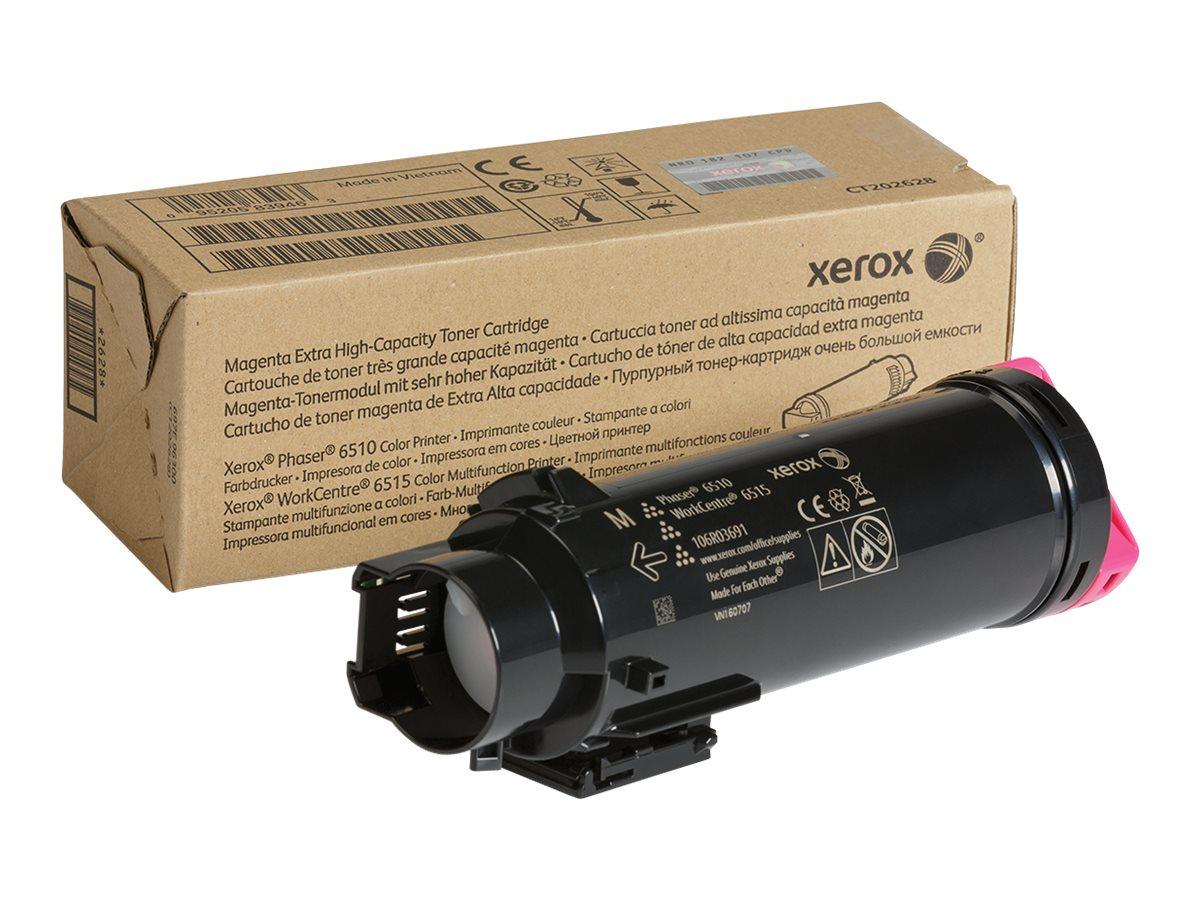 Xerox WorkCentre 6515 - Extra High Capacity - magenta - original - toner cartridge