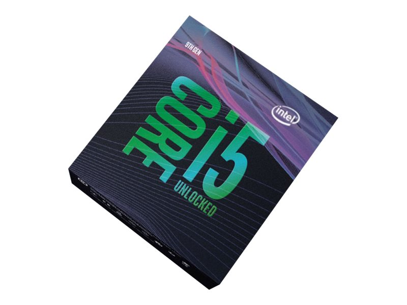 Intel Core i5 9600K / 3.7 GHz processor