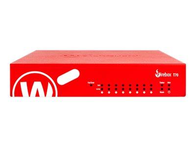 WatchGuard Firebox T70 - security appliance - MSSP Program