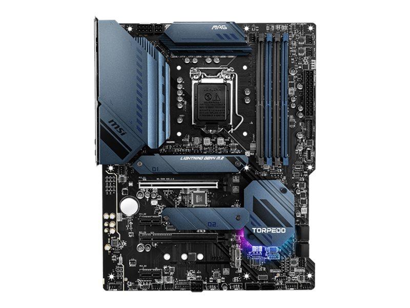 MSI MAG Z590 TORPEDO - motherboard - ATX - LGA1200 Socket - Z590