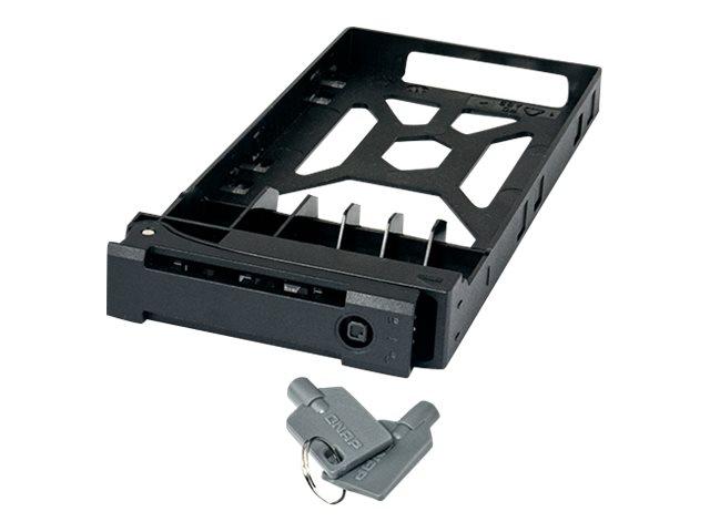 QNAP TRAY-25-BLK01 - hard drive tray