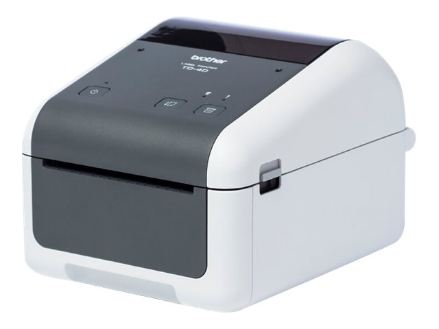 Brother TD-4420DN - label printer - B/W - direct thermal
