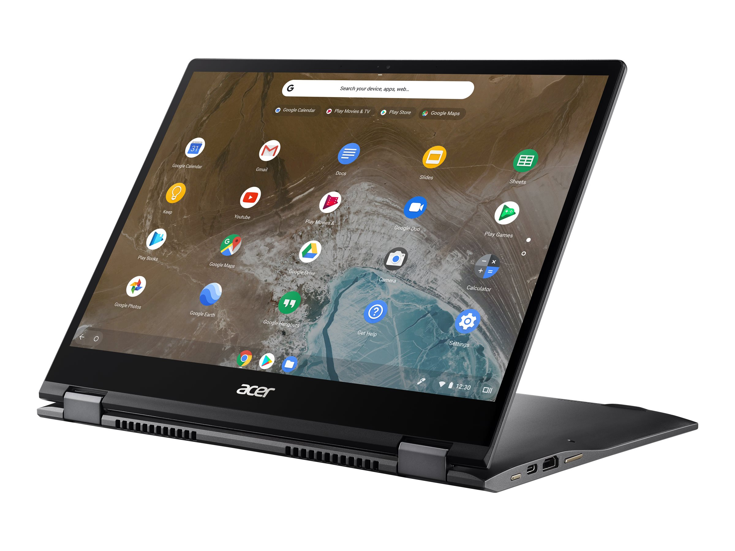Acer Chromebook Spin 713 CP713-2W-38P1 - 13.5