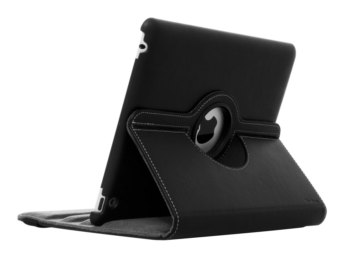 Targus VersaVu Rotating Case & Stand - case for tablet