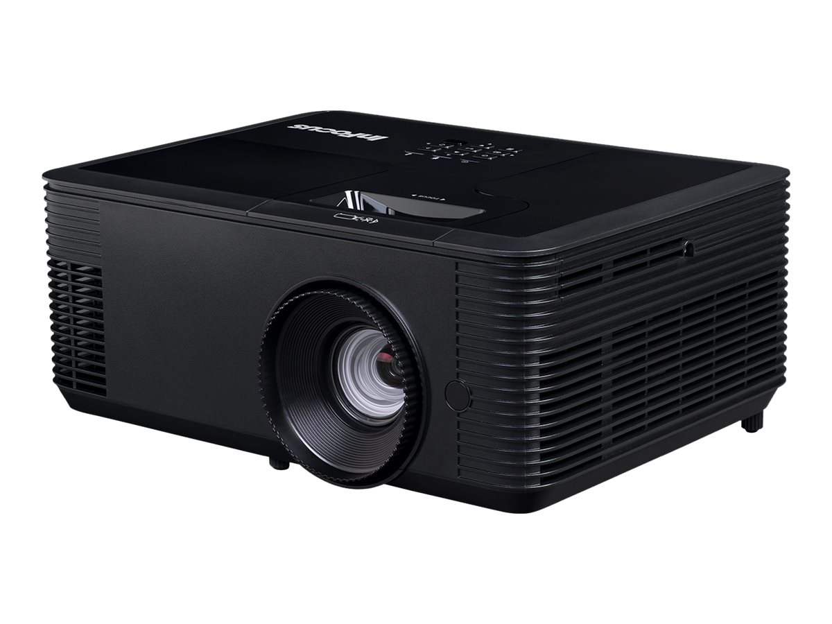 InFocus IN134 - DLP projector - 3D