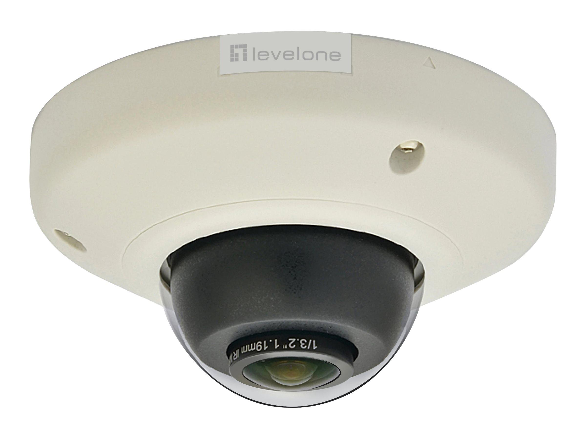 LevelOne FCS-3092 - panoramic camera - dome