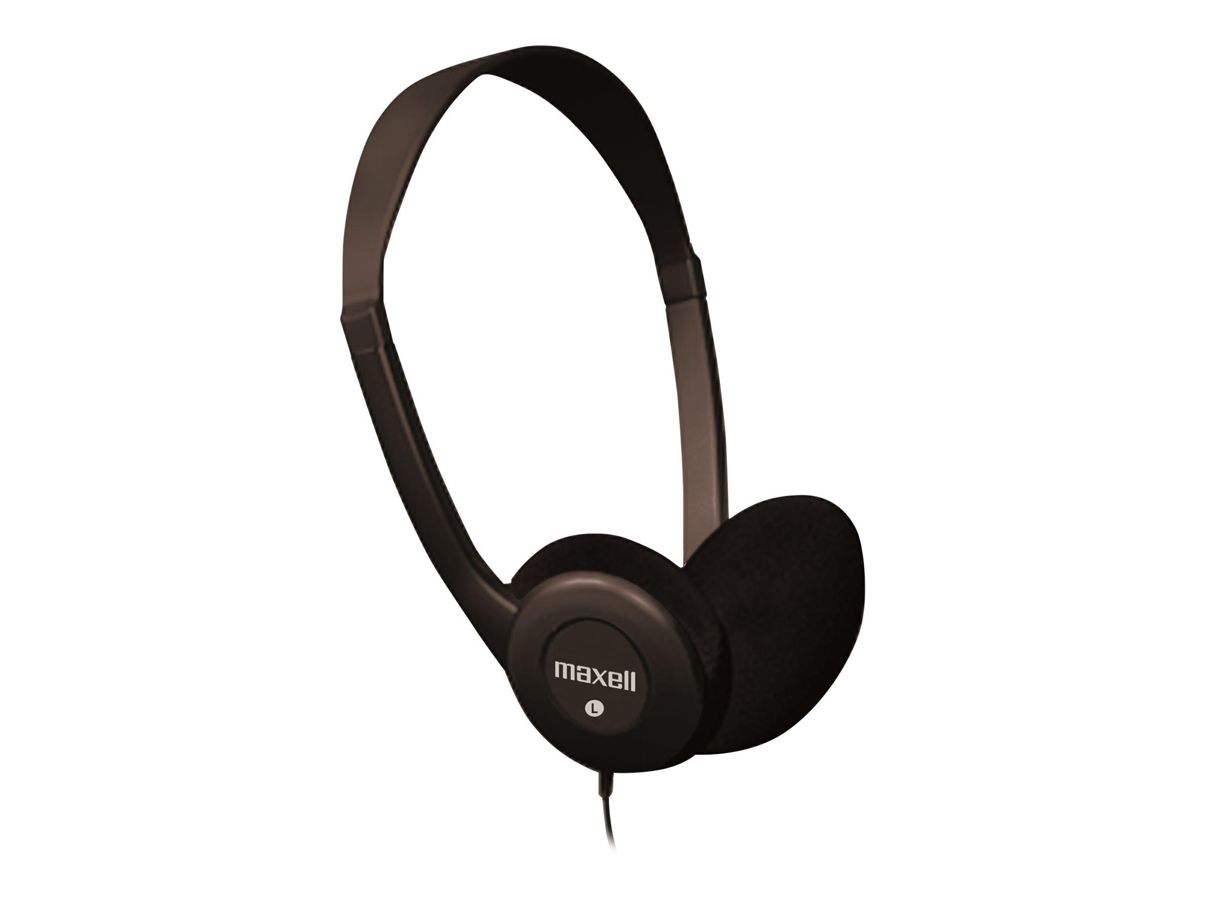 Maxell HP 100 - headphones