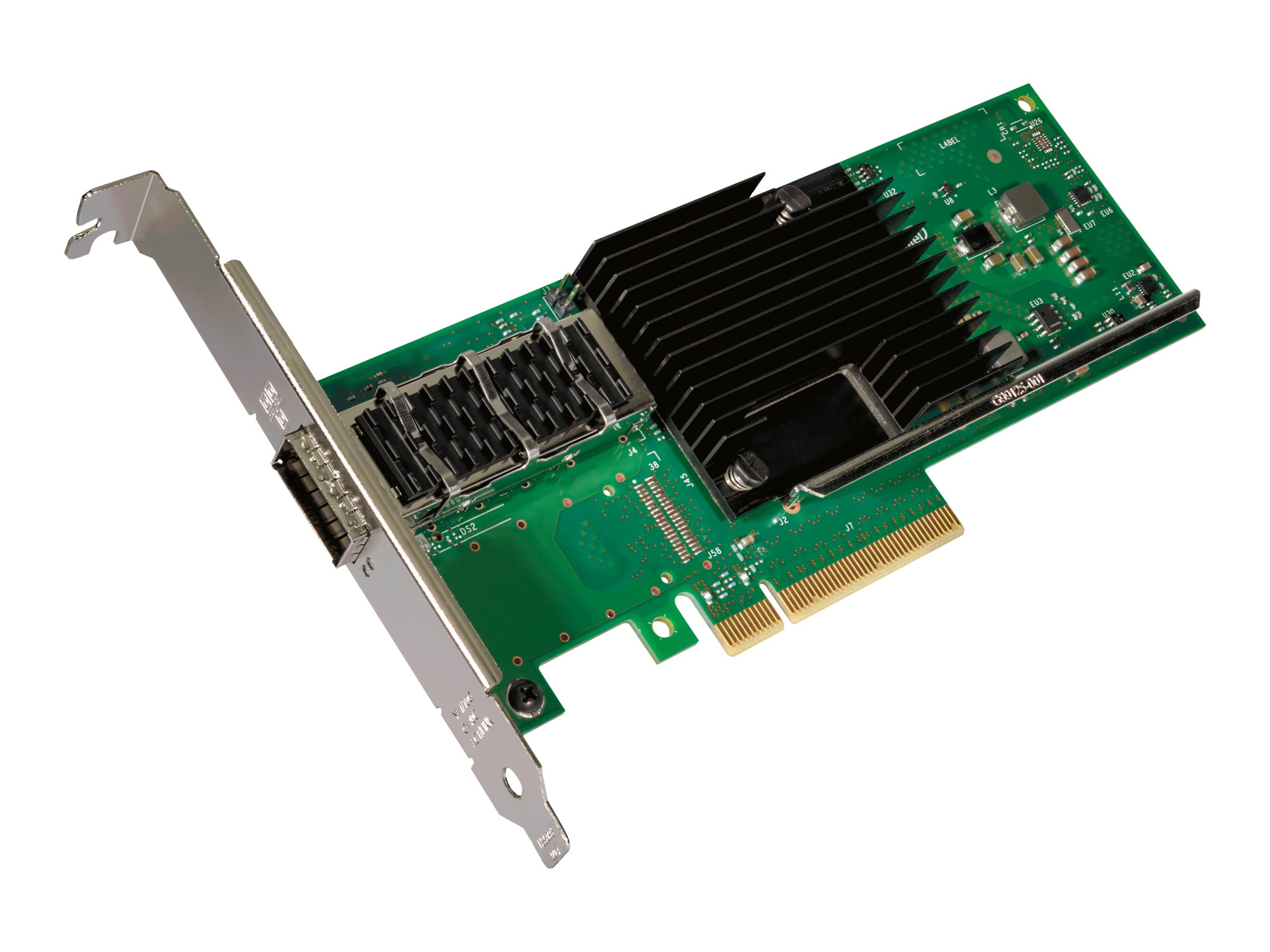 Intel Ethernet Converged Network Adapter XL710-QDA1 - network adapter - PCIe 3.0 x8 - 40 Gigabit QSFP+ x 1