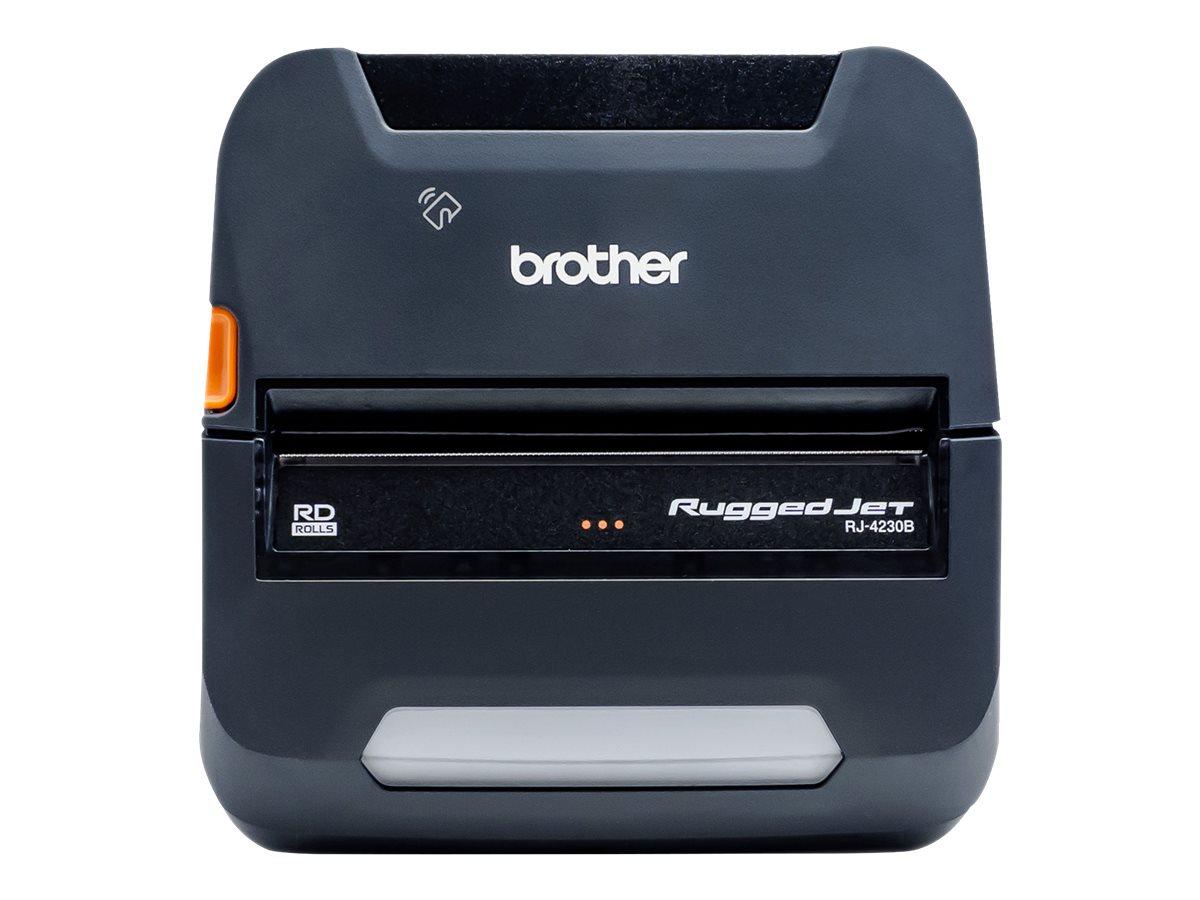Brother RuggedJet RJ-4230BL - receipt printer - B/W - direct thermal