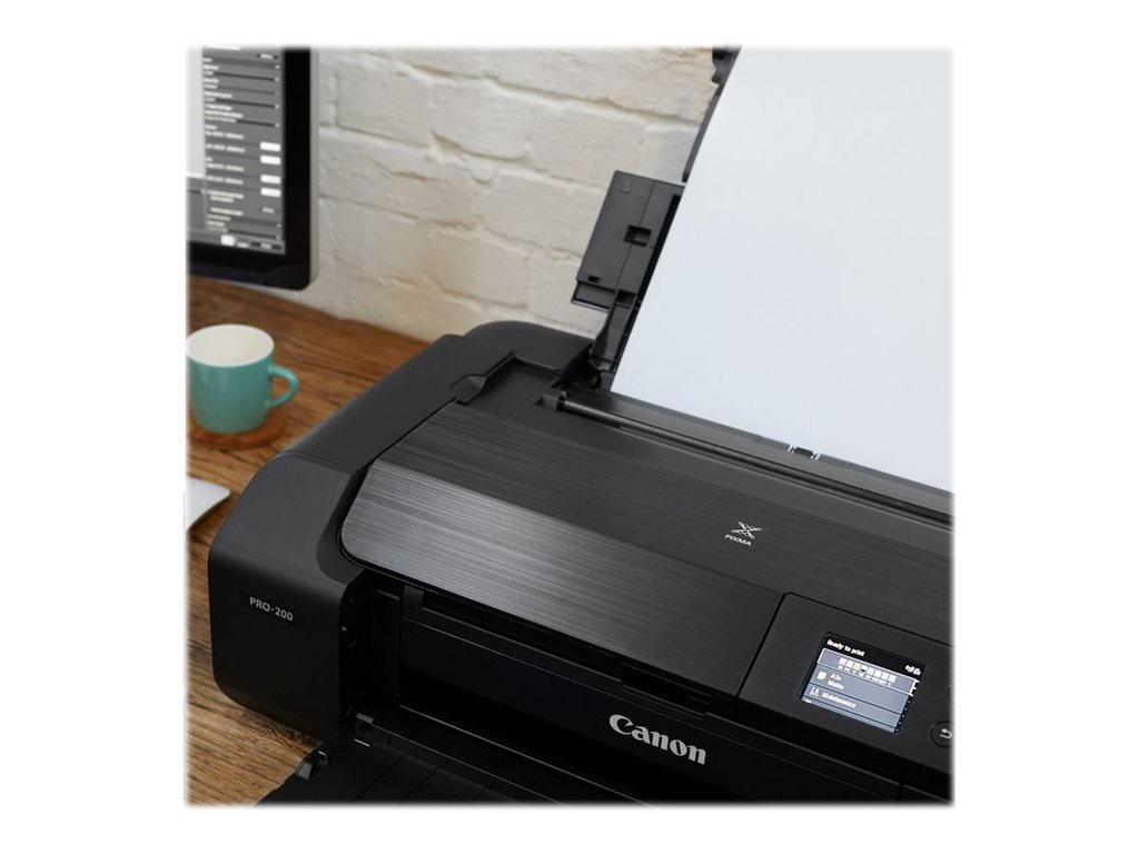Canon PIXMA PRO-200 - printer - color - ink-jet
