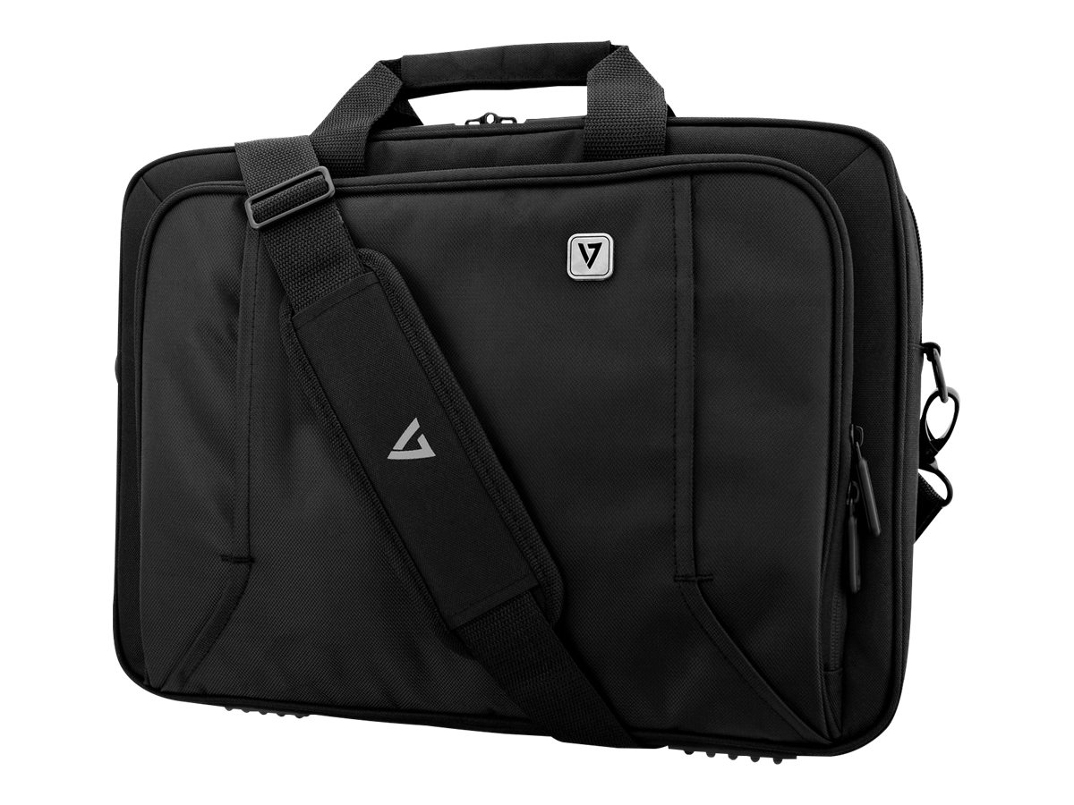 V7 Professional Toploading notebook carrying case...