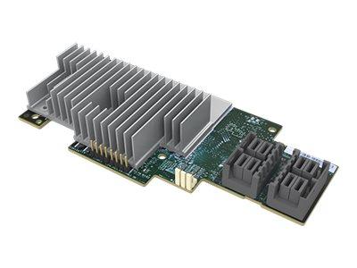 Intel Integrated RAID Module RMS3VC160 - storage controller - SATA 6Gb/s / SAS 12Gb/s - PCIe 3.0 x8