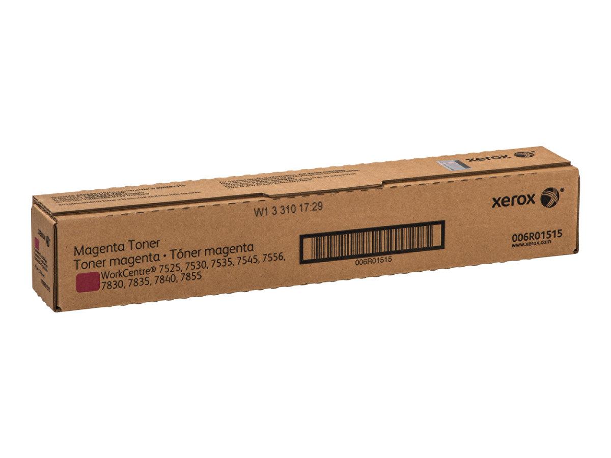 Xerox WorkCentre 7500 Series - magenta - original - toner cartridge - Sold