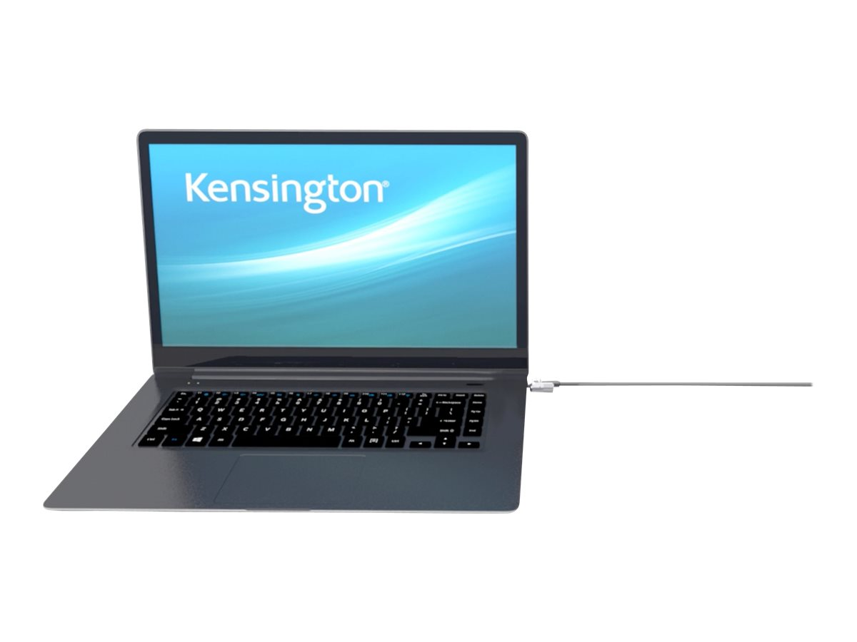 Kensington MicroSaver 2.0 Keyed Twin Laptop Lock security cable