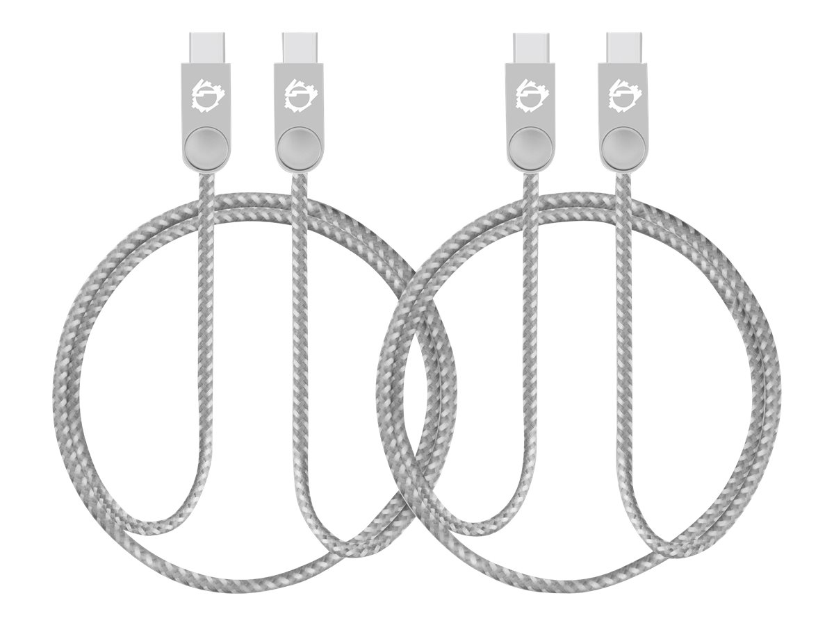 SIIG Zinc Alloy - USB-C cable - 1.6 ft