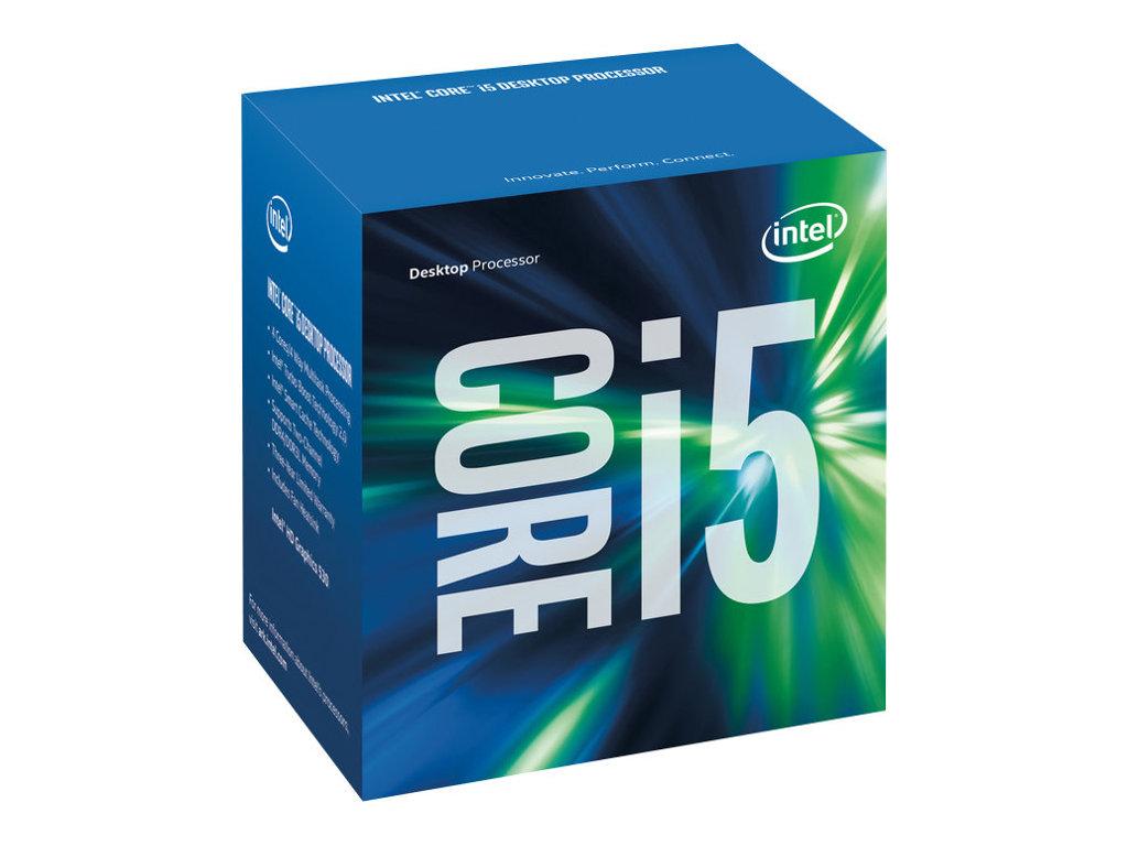 Intel Core i5 7500 / 3.4 GHz processor