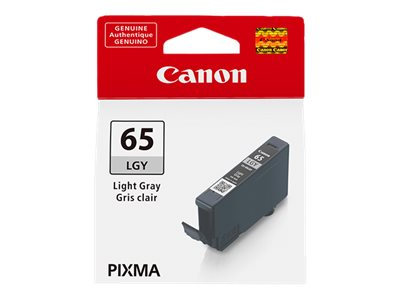 Canon CLI-65 LGY - light gray - original - ink tank