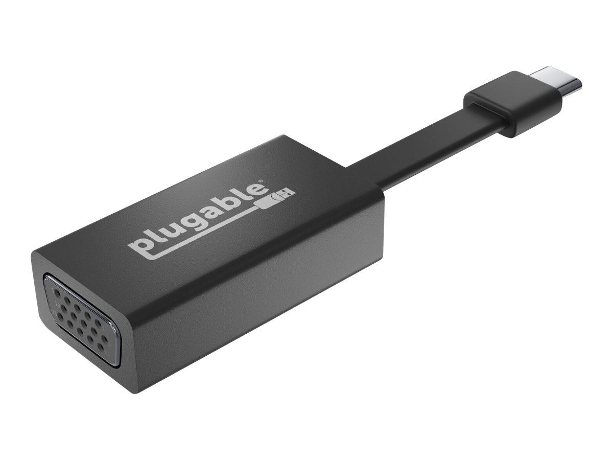 Plugable USBC-TVGA - VGA adapter - USB-C to HD-15 (VGA)