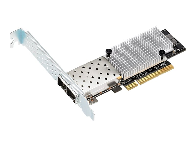 ASUS PEB-10G/57840-2S - network adapter - PCIe 3.0 x8 - 10 Gigabit SFP+ x 2