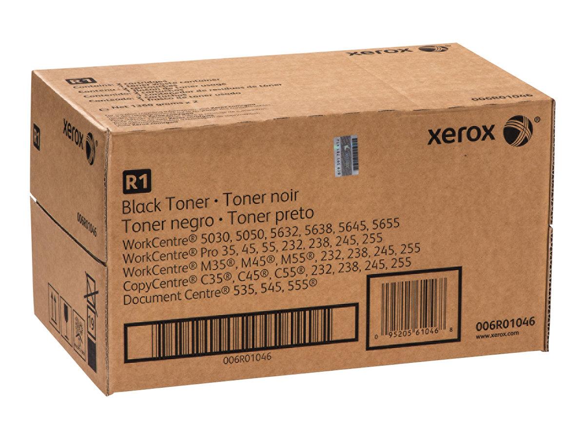 Xerox WorkCentre 5030/5050 - 2-pack - black - original - toner cartridge
