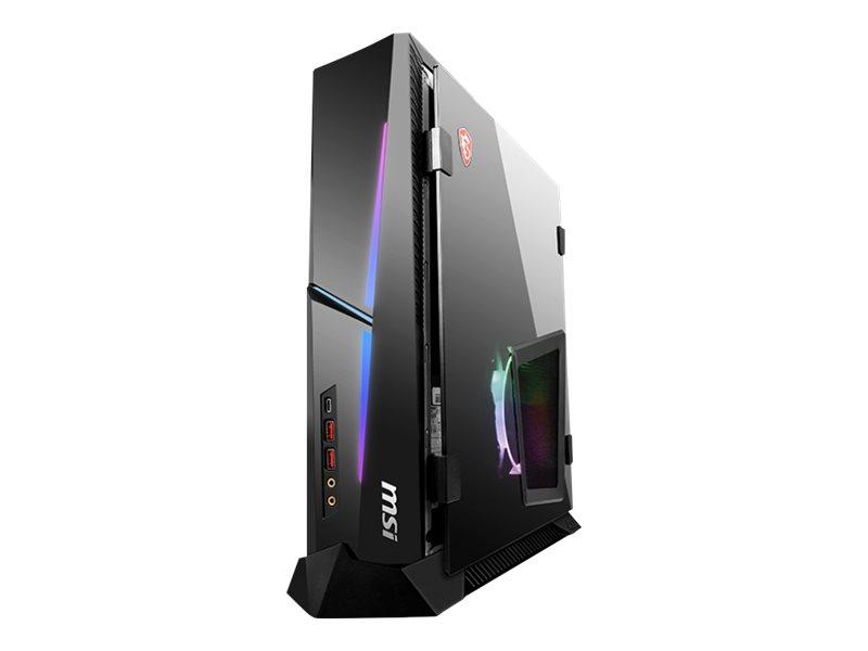 MSI MEG Trident X 10TD 1282US - compact PC - Core i7 10700K 3.8 GHz - 32 GB - SSD 1 TB