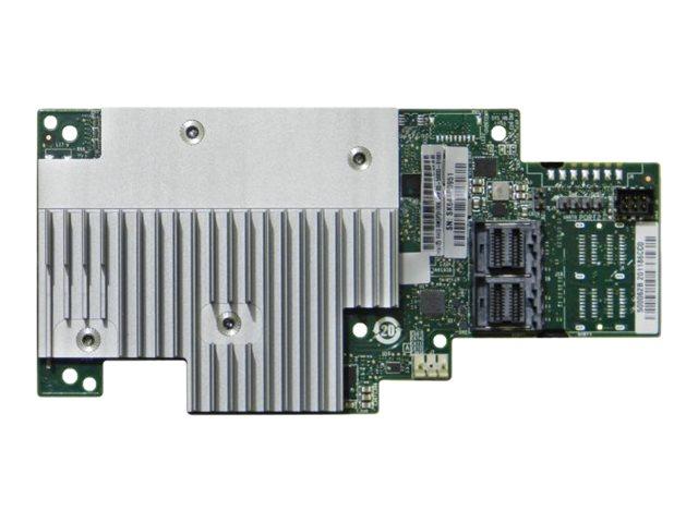 Intel RAID Controller RMSP3HD080E - storage controller (RAID) - SATA 6Gb/s / SAS 12Gb/s / PCIe - PCIe 3.0 x8