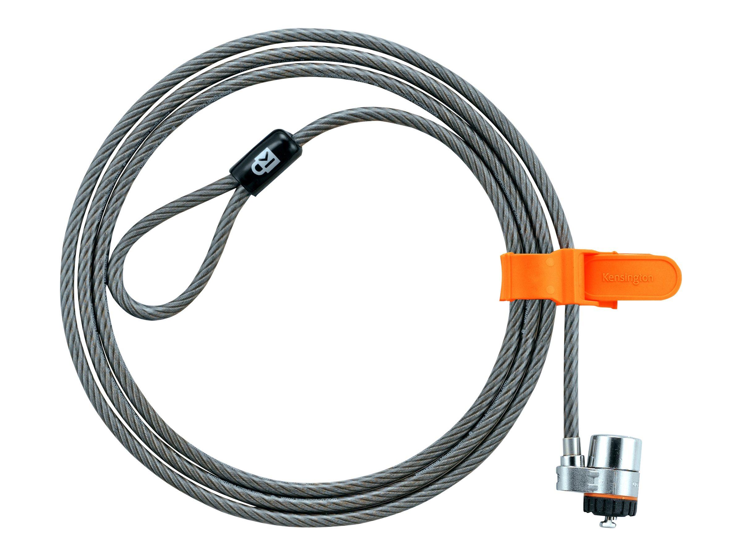 Kensington Slim MicroSaver security cable